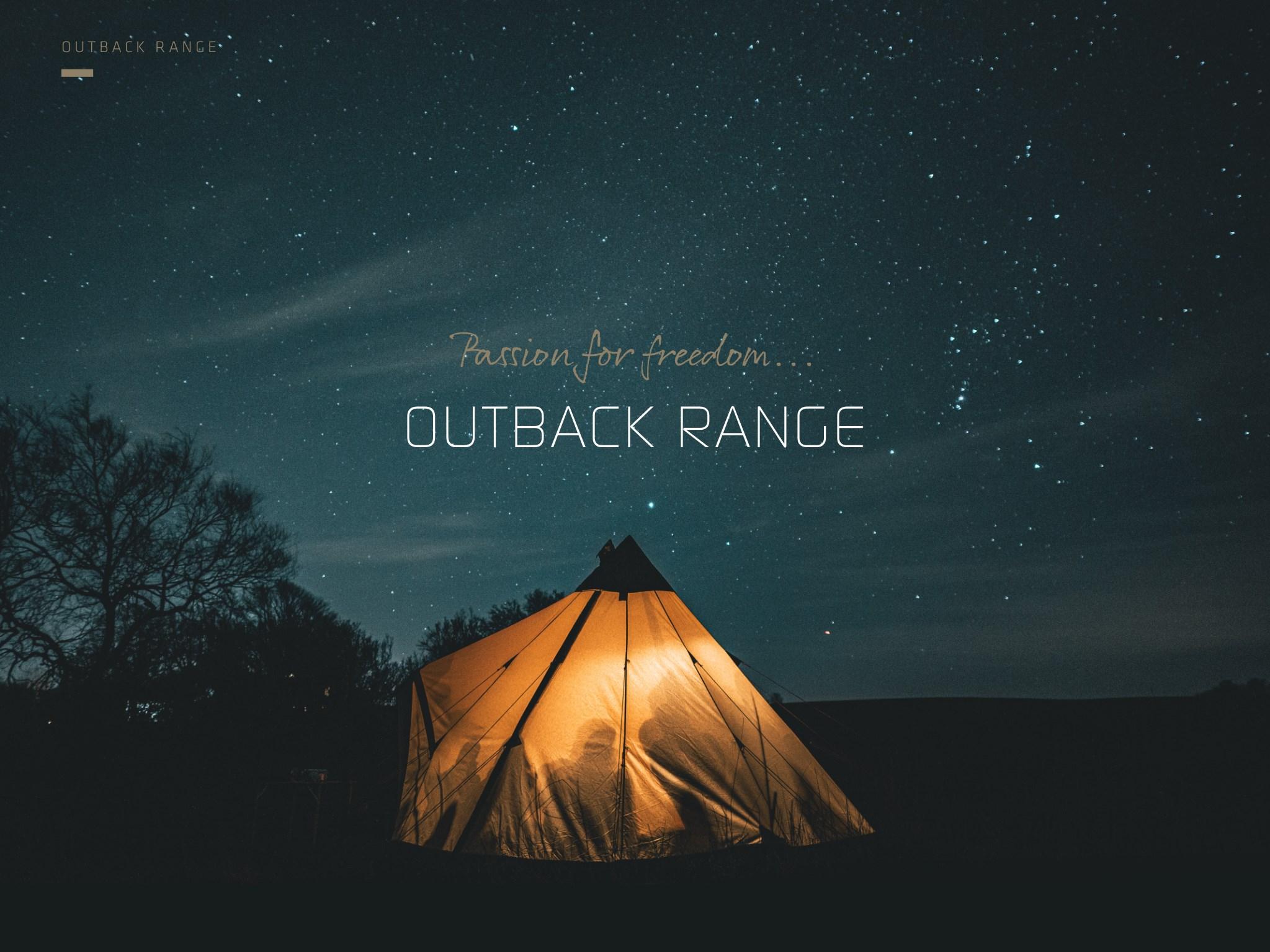 Outback Zelte